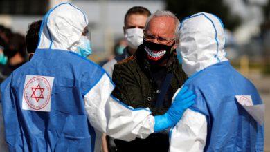Photo of ارتفاع الإصابات بفيروس كورونا في إسرائيل لـ3865 بينها 66 بحالة خطيرة