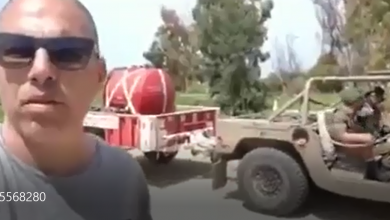 "Photo of #فيديو:امير بحبوط من حدود غزة ""الجيش يستعد"""