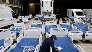 Photo of الجيش الأمريكي يبني مئات المستشفيات المؤقتة لمواجهة كورونا