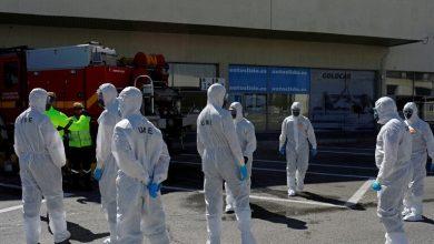 Photo of تسجيل 182 وفاة جديدة بكورونا في إسبانيا خلال يوم واحد