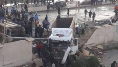 Photo of مصر.. مصرع 18 شخصا بحادث تصادم بين عدد من السيارات
