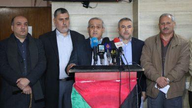Photo of غزة: القوى الوطنية والإسلامية تُصدر بياناً مهما بشأن التصدي لفيروس كورونا المستجد