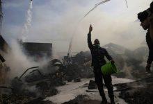 Photo of استشهاد مواطن متأثراً بإصابته في حريق النصيرات يرفع العدد لـ18