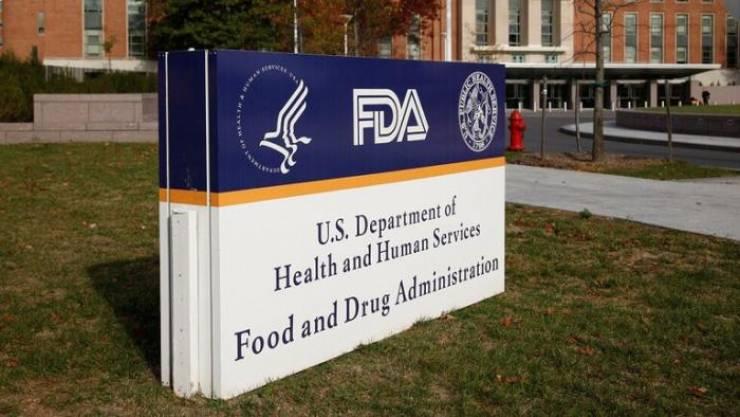 هيئة الدواء والغذاء الأمريكية