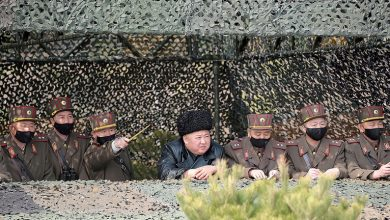 Photo of كوريا الجنوبية تقول أن جارتها الشمالية أطلقت صواريخ يشتبه أنها قصيرة المدى
