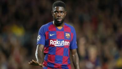 Photo of برشلونة يقرر بيع المدافع الفرنسي صامويل أومتيتي في الصيف المقبل