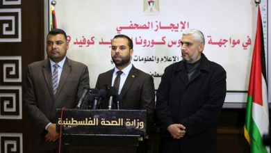 Photo of مركز الإعلام والمعلومات الحكومي في غزة: لا يوجد أي إصابات جديدة بكورونا وستعود الأسعار لطبيعتها غدا