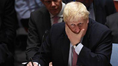 Photo of رئيس الحكومة البريطانية يؤكد إصابته بفيروس كورونا