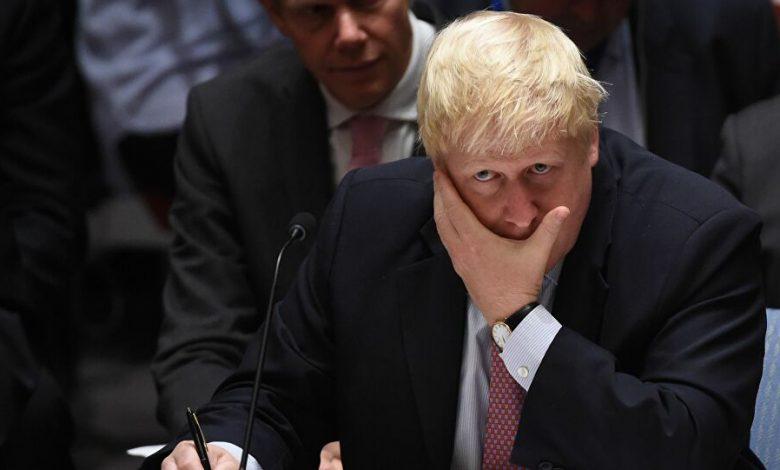 رئيس الحكومة البريطانية
