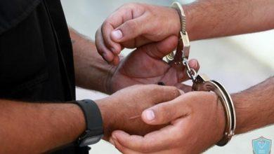 Photo of الشرطة الفلسطينية تعتقل 16 شخصًا غادروا منازلهم برام الله