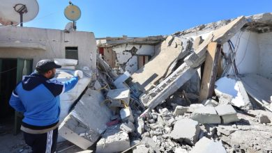 Photo of ليبيا.. قوات اللواء خليفة حفتر تقصف البلدة القديمة في طرابلس