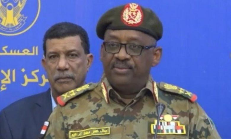 وزير الدفاع السوداني