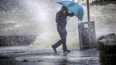 Photo of منخفض جوي عميق وأجواء عاصفة في الأراضي الفلسطينية