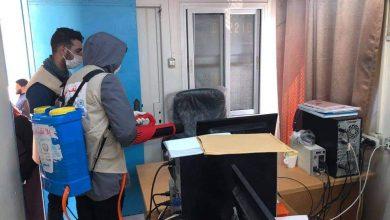 Photo of دائرة اللاجئين تواصل حملتها الوقائية لمواجهة فيروس كورونا