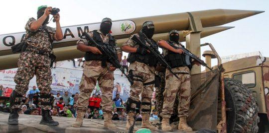 حماس تهدد إسرائيل
