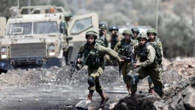 Photo of الجيش الإسرائيلي: أحبطنا كمين في قرية دير أبو مشعل