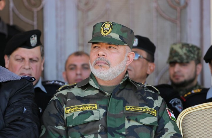 اللواء توفيق أبو نعيم