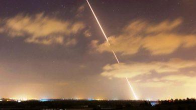 Photo of #شاهد لحظة إطلاق الصاروخ الليلة من قطاع غزة نحو سديروت