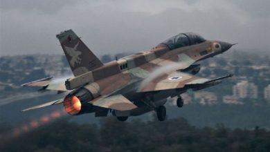 Photo of الطيران الإسرائيلي يقصف أهداف سورية من فوق أجواء لبنان