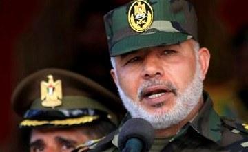 أبو نعيم يوجه رسالة للشعب الفلسطيني