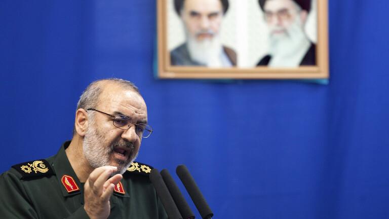 إيران تهدد باستهداف أي قطع حربية أمريكية تهدد أمنها في الخليج