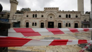 Photo of الأردن تُقرر عدم فتح المساجد لصلاة التراويح خلال شهر رمضان 2020