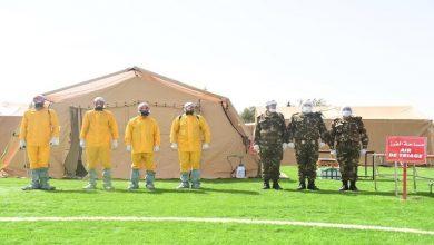 Photo of الجزائر تُسجل 87 إصابة جديدة و13 وفاة بكورونا