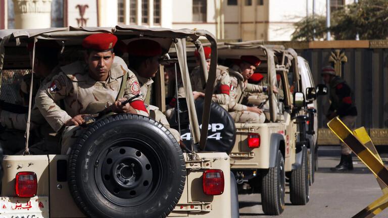 القوات المسلحة المصرية تعلن تنفيذ عملية كبيرة في سيناء