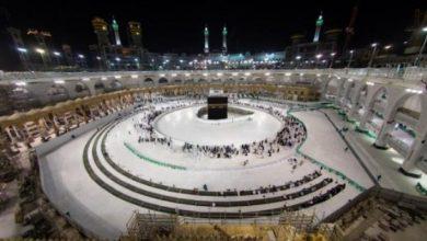 """السعودية تقرر إقامة """"التراويح"""" في الحرمين خلال شهر رمضان"""