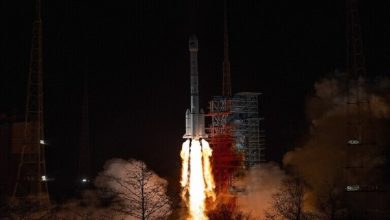 Photo of الصين تطلق قمرا صناعيا بمناسبة الانتصار على كورونا
