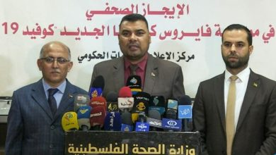 Photo of القدرة: لا إصابات جديدة بفيروس كورونا في غزة