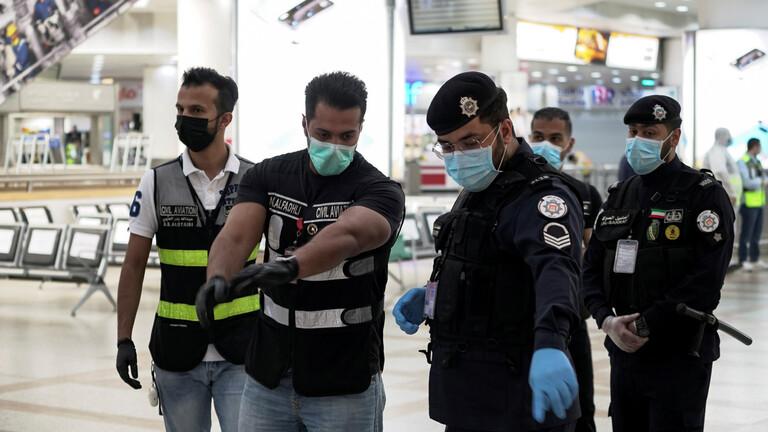 الكويت.. 151 إصابة جديدة بفيروس كورونا وحالة وفاة واحدة