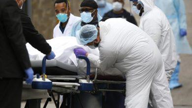 """Photo of الولايات المتحدة تسجل أعلى حصيلة وفيات بـ""""كورونا"""" في العالم"""