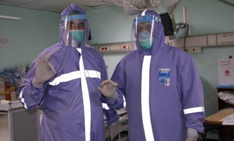 تجهيز مستشفى غزة الأوروبي لاستقبال الحالات المصابة بكورونا