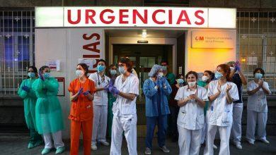 Photo of تسجيل 637 وفاة جديدة في إسبانيا جراء كورونا
