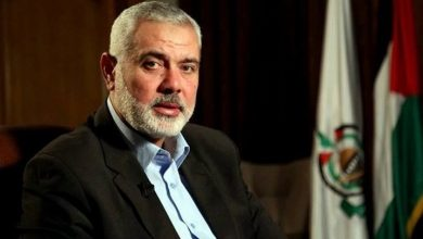 "Photo of ""حماس"" تكشف تفاصيل الاتصال الهاتفي بين ""هنية"" و""ميخائيل بوغدانوف"""