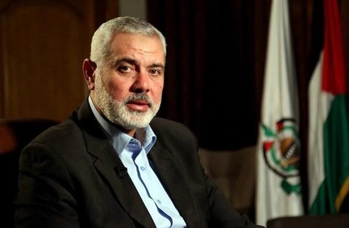 حماس تكشف تفاصيل الاتصال الهاتفي بين هنية وميخائيل بوغدانوف