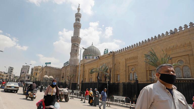 مصر.. 188 إصابة و19 وفاة بكورونا خلال 24 ساعة