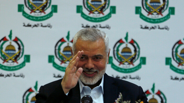 """رئيس المكتب السياسي لحركة """"حماس"""" إسماعيل هنية"""