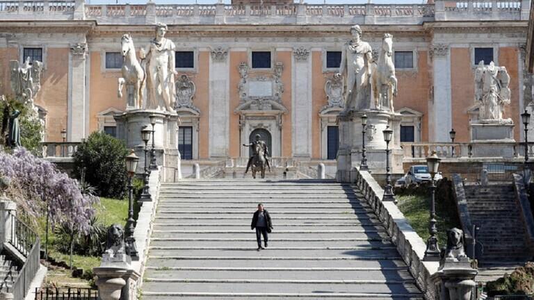 خبير وبائيات إيطالي: وفيات كورونا ستتوقف في إيطاليا بحلول 19 مايو