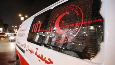 Photo of 5 إصابات بحادث سير وسط قطاع غزة