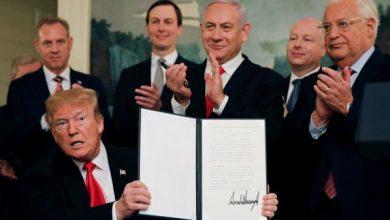 """Photo of رغم إعلانه """"صفقة القرن""""… ترامب يتخذ خطوة جديدة تجاه الفلسطينيين"""
