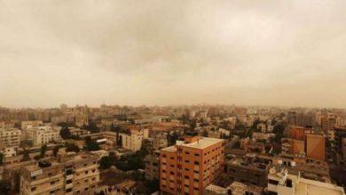 Photo of طقس فلسطين: منخفض خماسيني جاف وساخن يضرب البلاد