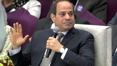Photo of الرئيس المصري يعلن الطريقة التي تدير بها حكومته أزمة كورونا