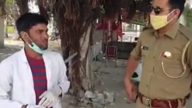 Photo of الهند.. شخص يتنكر بملابس الأطباء لكسر حظر التجوال