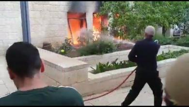 """Photo of عاجل/عملية جديدة في القدس أدت لإحراق مبنى بلدية القدس والجيش يعتقل المنفذ """"فيديو"""""""