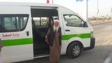 "Photo of شاهد: أحد ""شيوخ الدعوة"" المعافى من كورونا يرفض الذهاب للمنزل قبل القيام بهذا العمل"
