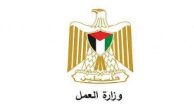 Photo of وزارة العمل: رابط فحص مساعدات العمال المتضررين في غزة بسبب كورونا