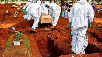 Photo of حادثة حزينة ونادرة.. وفاة فتاة خلال جنازة والدتها التي توفيت بسبب فيروس كورونا