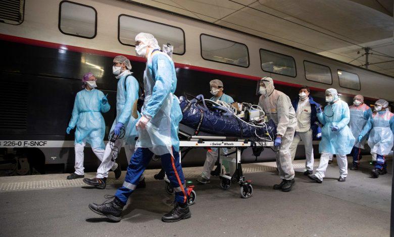 أكثر الدول تضرراً من وباء (كورونا)